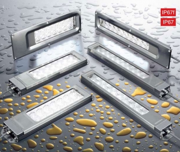 6 LED Lights for Machine Tools